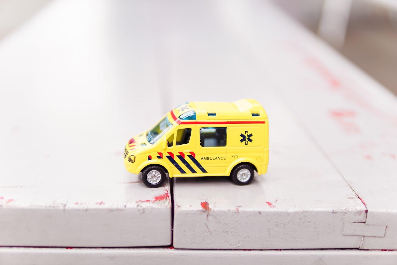 交通事故の目撃者になった話